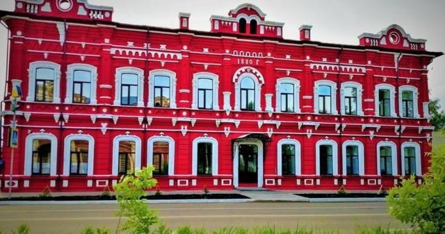 Музейный комплекс им. И. В. Панфилова Петровского района