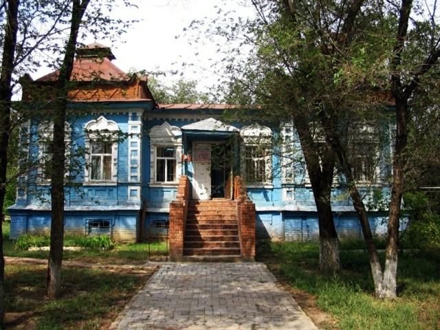 Новоузенский краеведческий музей