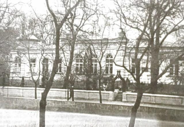 Дом Ирзы в Краснодаре
