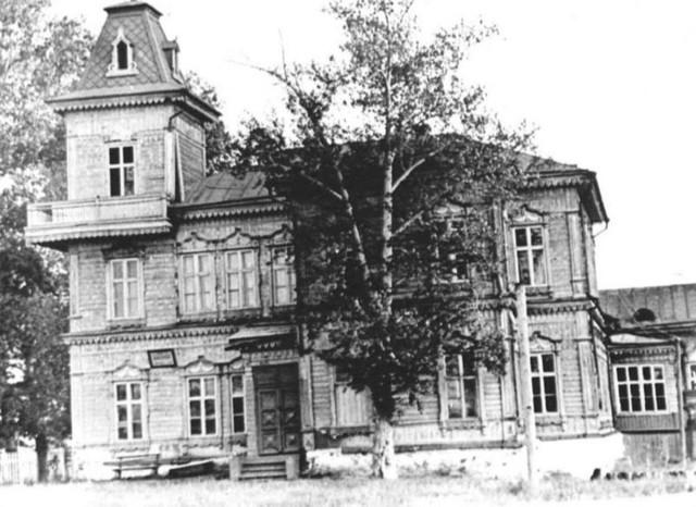 Дом помещика Щербака (Свято-Покровский храм) в Новокубанске