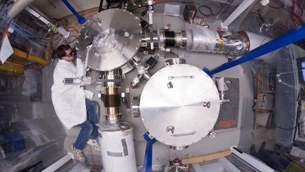 Научный инструмент для проведения эксперимента
