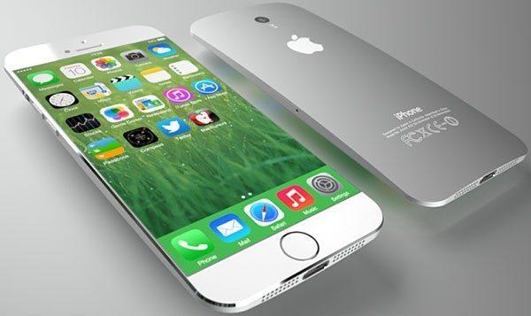 Еще один концепт iphone 6 (точных данных о нем нет)