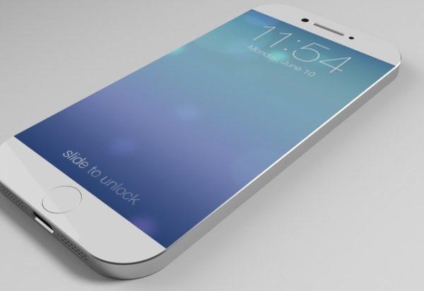 Возможно это и есть новый iphone 6
