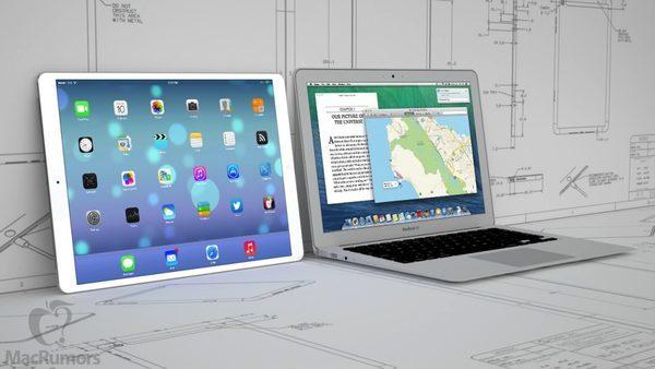 Apple выпустит еще большую версией Ipad