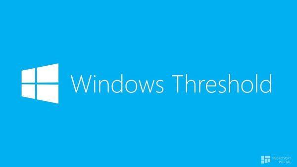 Windows 9 с кодовым названием Threshold