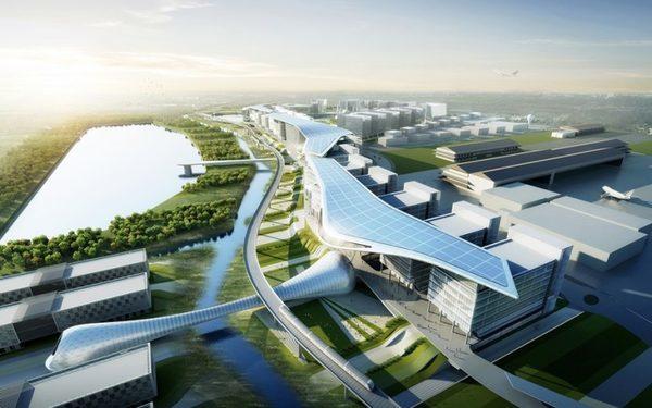 Азия Aerospace Город, является новым аэрокосмическим промышленным центром в Малайзии