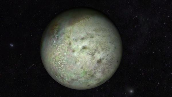 Трито́н — крупнейший спутник Нептуна, открытый английским астрономом Уильямом Ласселом (William Lassell) 10 октября 1846 года