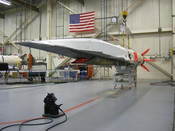 Гиперзвуковая ракета X-51A