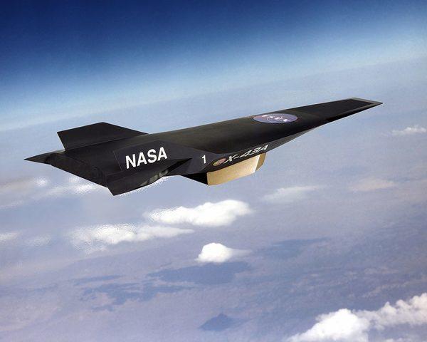 Экспериментальный гиперзвуковой летательный аппарат X-43