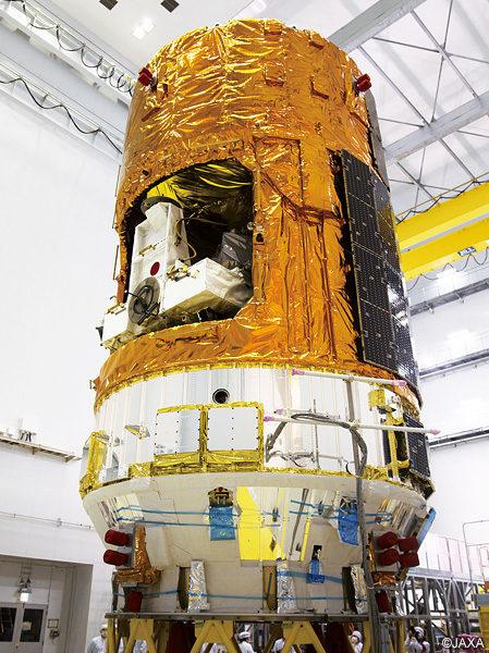 Беспилотный космический корабль KOUNOTORI