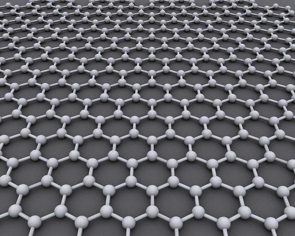 Идеальная кристаллическая структура графена представляет собой гексагональную кристаллическую решётку