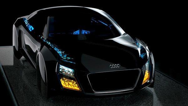 OLED_ Audi