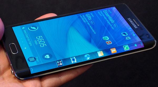 Galaxy Note Edge от Samsung