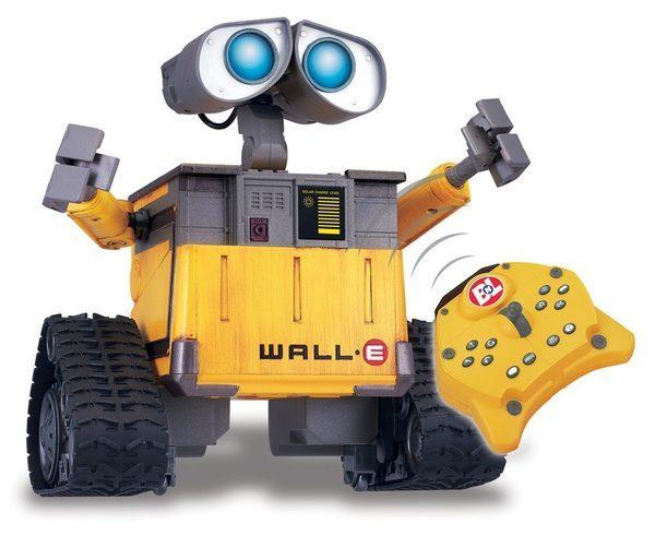 Wall-E U-Command игрушечный прототип мультипликационного героя ВАЛЛИ