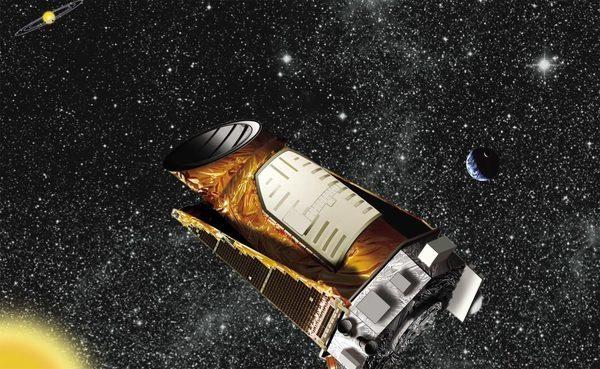 NASA телескоп Kepler, специально предназначенный для поиска экзопланет