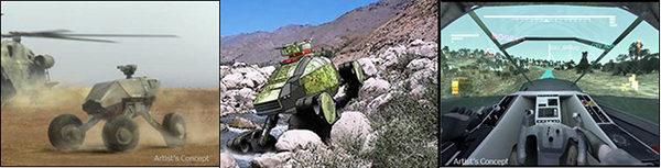 DARPA Ground X-Автомобиль (GXV-T)