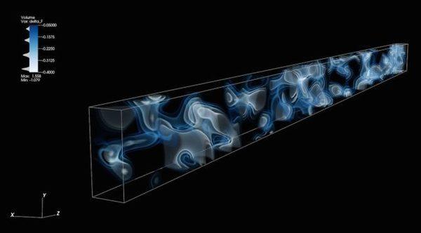 3D карта космической паутины на расстоянии 10,8 миллиардов лет от Земли