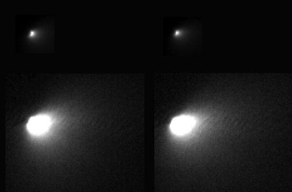 Ядро кометы Сайдинг-Спринг