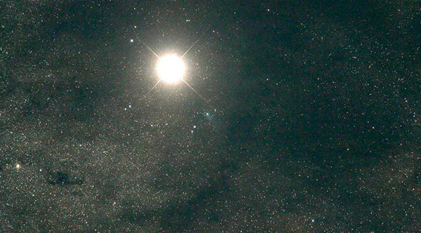 Комета Сайдинг-Спринг