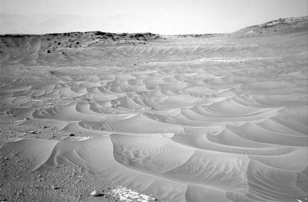 """""""Песчаные дюны Марса"""""""