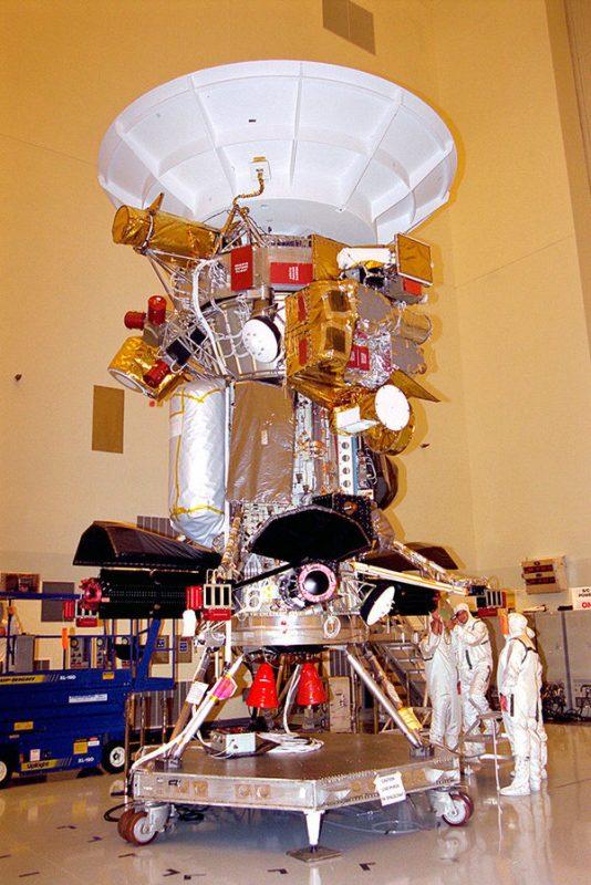 «Кассини» — автоматическая межпланетная станция