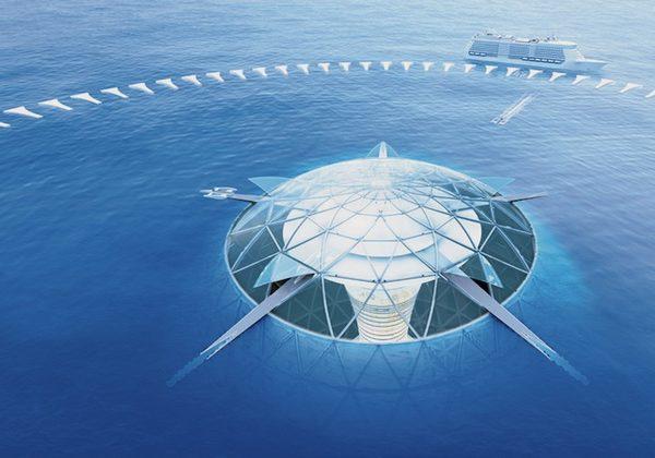 проект подводного города