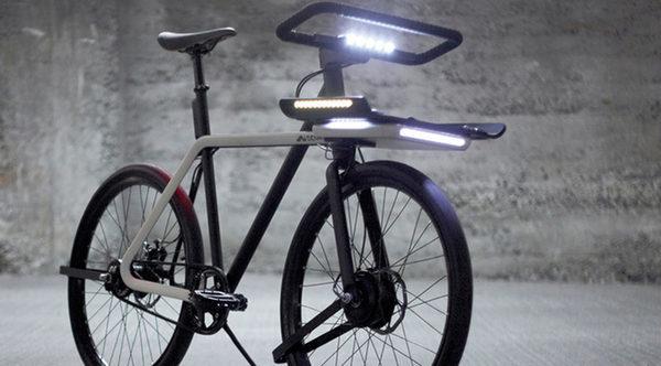 6 Конструкций Футуристических велосипедов