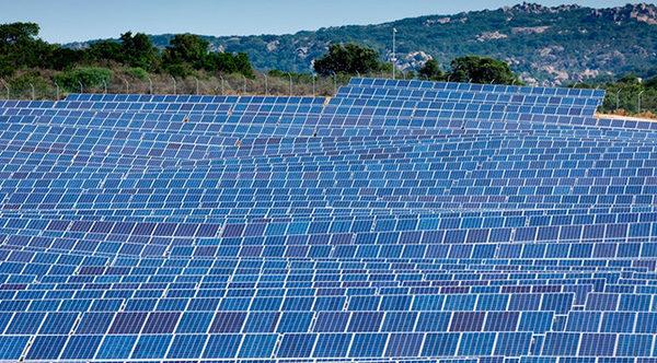 солнечные электростанции в европе