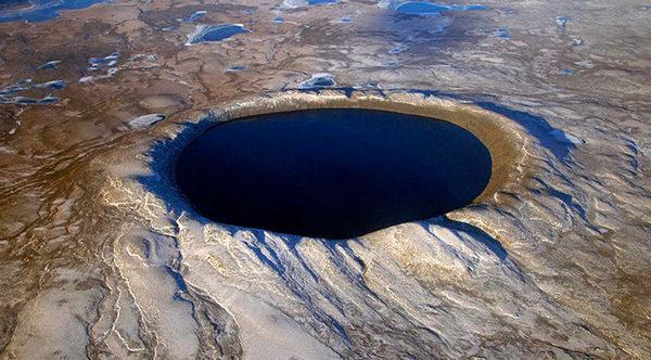 самые большие кратеры