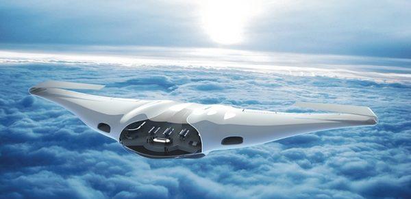 Полностью электрический самолет