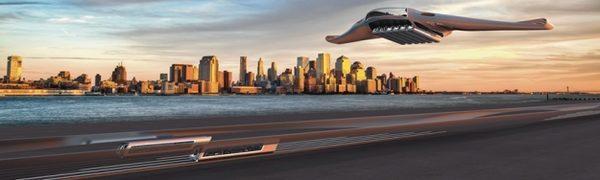 Беспилотный самолет дрон
