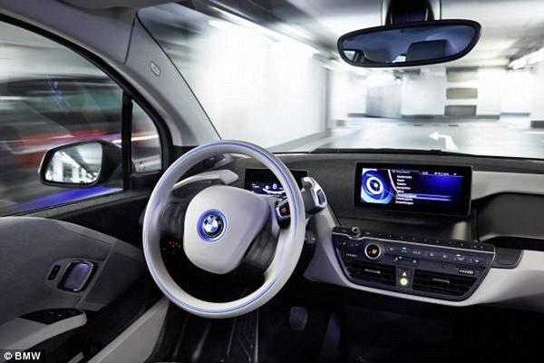 Дистанционное управление автомобилем BMW