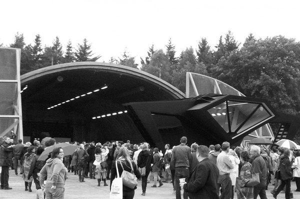 футуристический самолет