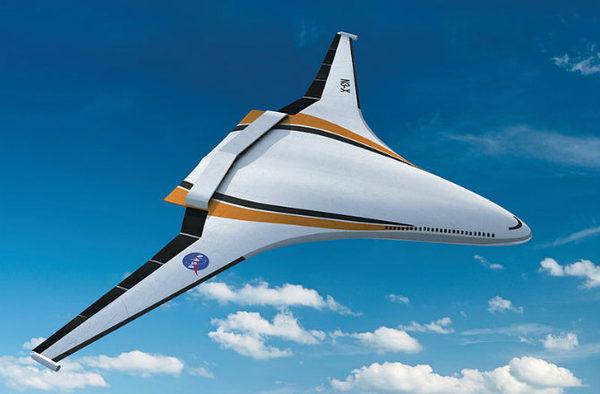 Концепт самолета N3-X
