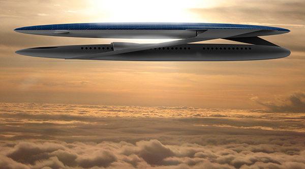 9 футуристических концептов будущих самолетов, которые будут быстрее и экологичнее
