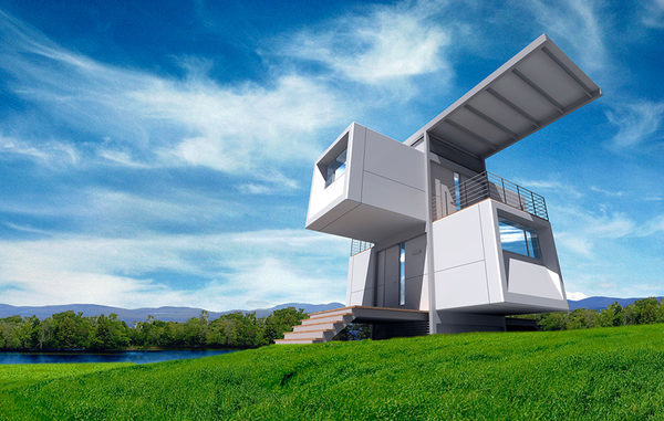 Автономный дом