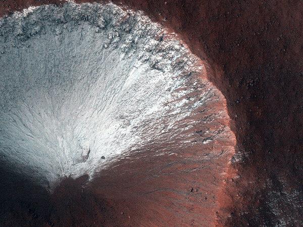 Погода на планете марс
