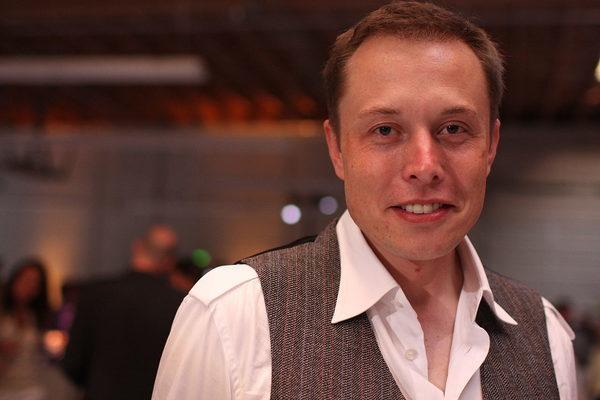 Илон Маск (англ. Elon Musk)