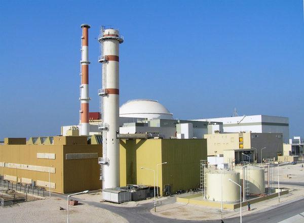 АЭС Бушер Иран (Stuxnet)
