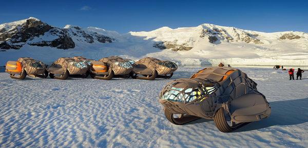 Антарктические станции