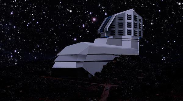 Большой-Синоптический-Обзорный-Телескоп