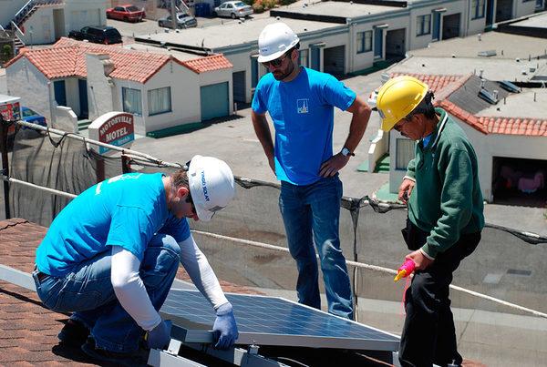 Бесплатные солнечные панели