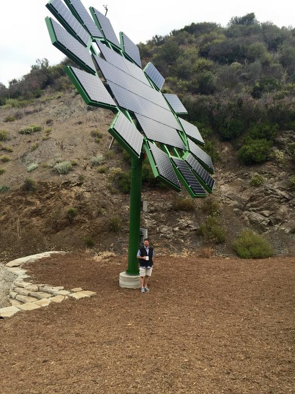 Джеймс Кемерон солнечные батареи
