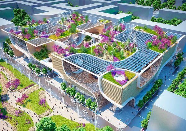 Торговый центр для Китая