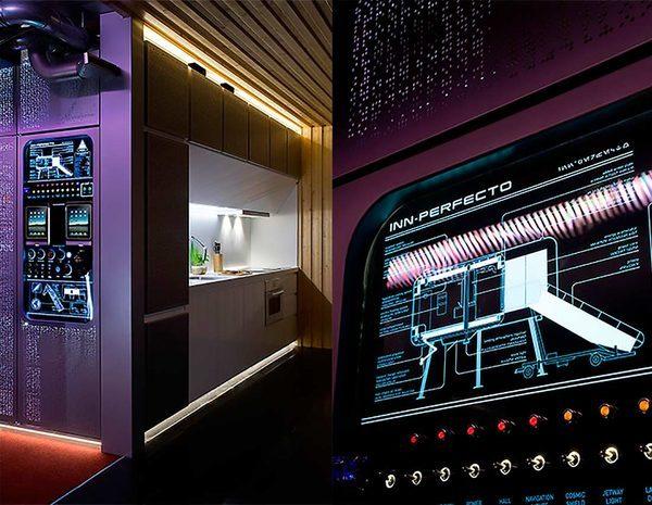 Футуристический дом Spaceship (1)