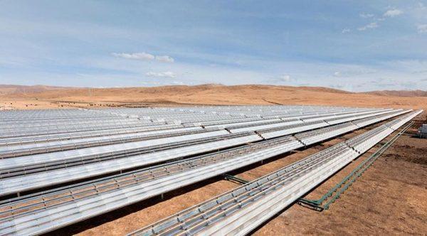 Чистая энергия для китайского производства