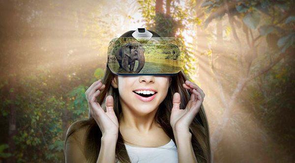 Устройство виртуальной реальности Samsung Gear VR