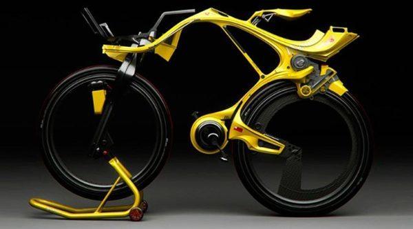 NgSOC-гибрид-велосипеда