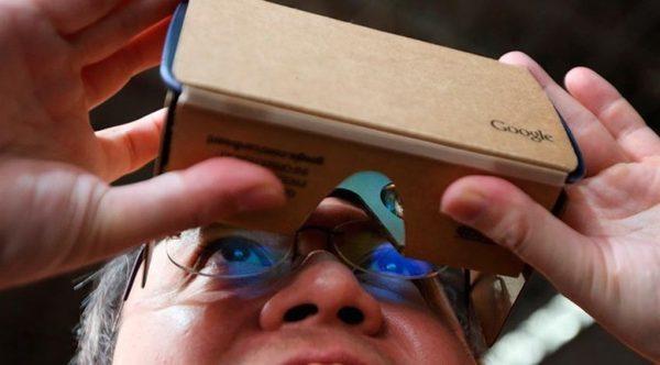 Google-VR-видео