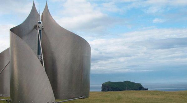 Инновационная ветровая турбина из Исландии